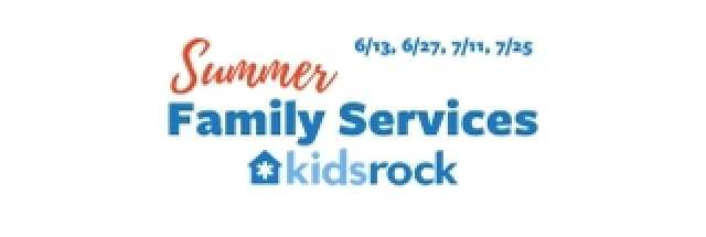 Summer Family Services